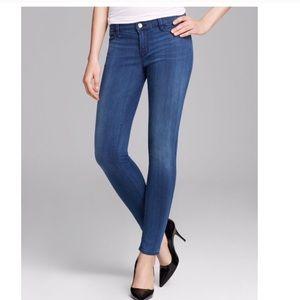 J Brand Maria Hi Rise Skinny Jeans 28